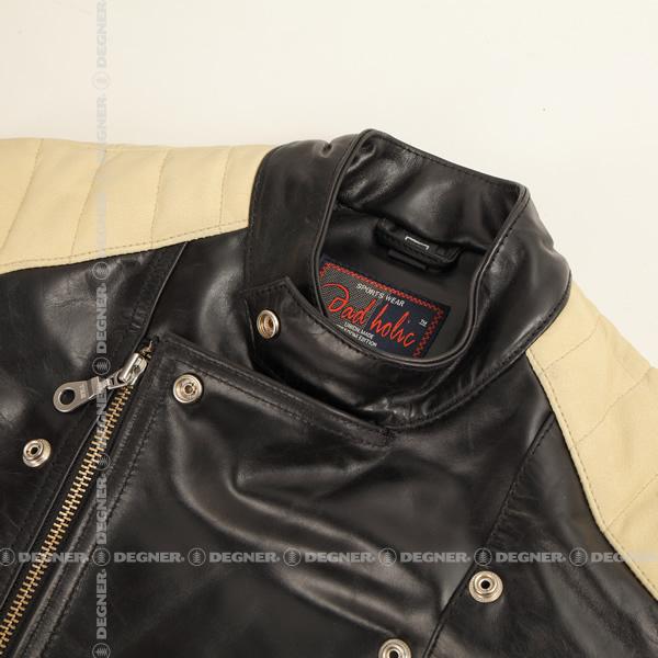 【DEGNER】皮夾克 - 「Webike-摩托百貨」