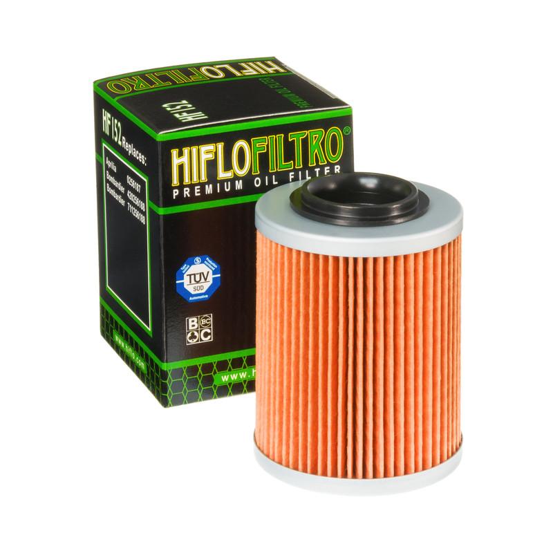 Hiflofiltro HF152 Premium Oil Filter