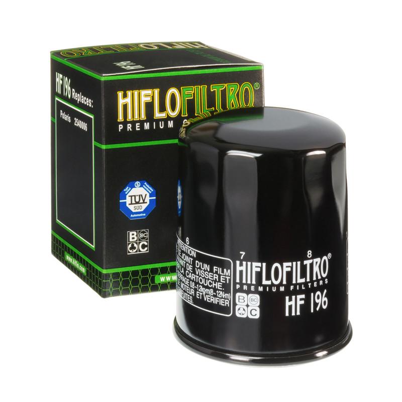 【HIFLOFILTRO】Hiflofiltro 機油濾芯/HF 196 Polaris Sportsman 600/700 - 「Webike-摩托百貨」