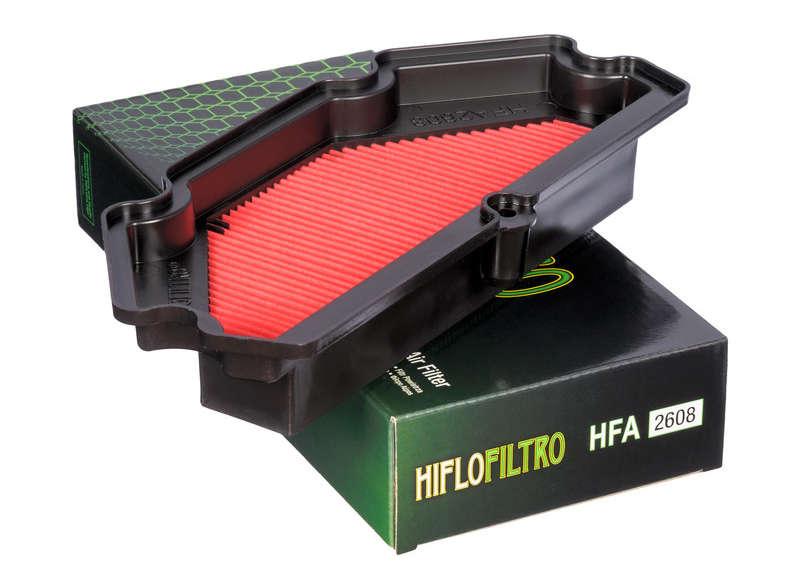 【HIFLOFILTRO】HFA 2608 HIFLOFILTRO 空氣濾芯/Kawasaki ER-6F - 「Webike-摩托百貨」
