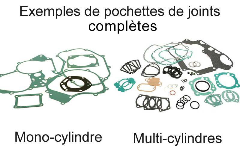 【CENTAURO】完整引擎墊片套件/FANTIC 125/200/201/203 1983-1992 - 「Webike-摩托百貨」