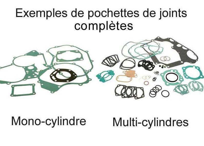 【CENTAURO】Centauro 完整引擎墊片套件/Sym FIDDLE II/ORBIT II 125 - 「Webike-摩托百貨」