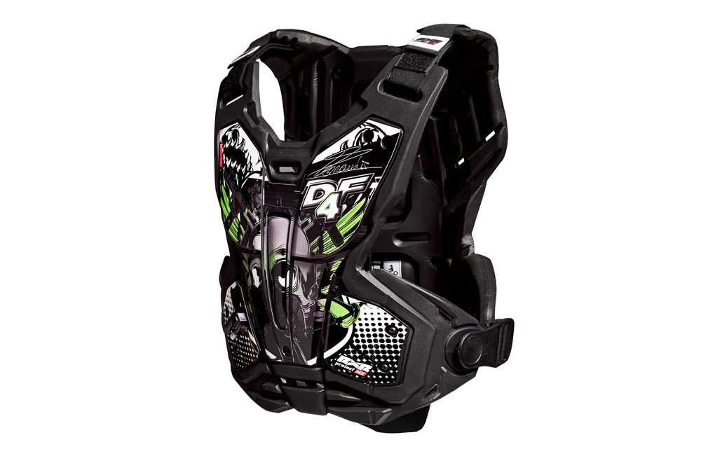 Bullet DF4 Inflatable Chest Protector