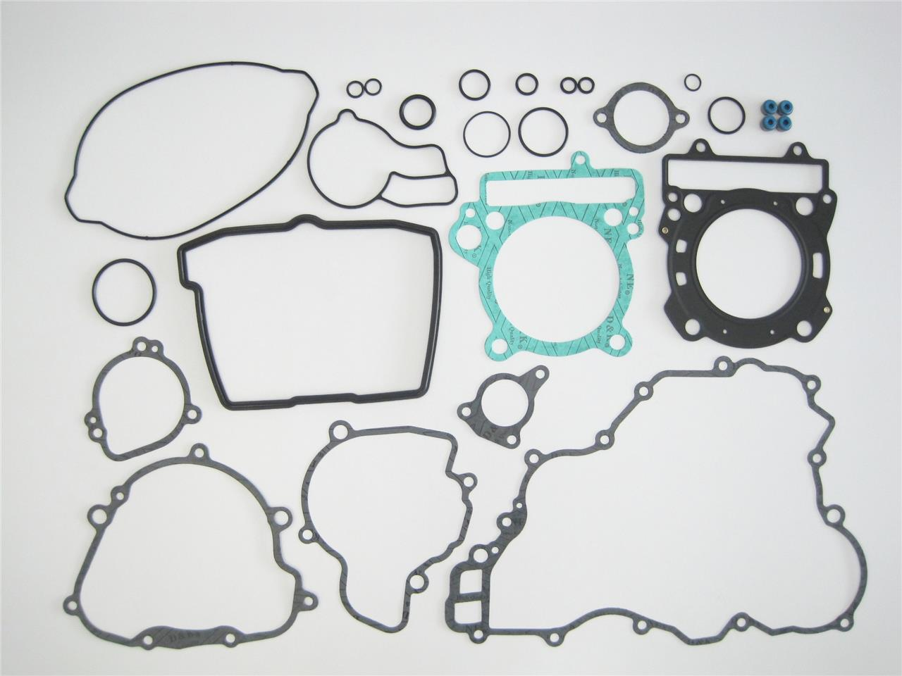 TECNIUM テクニウムTECHNIUM コンプリートエンジンガスケットセット KTM用(Tecnium Complete Engine Gasket Set KTM【ヨーロッパ直輸入品】)