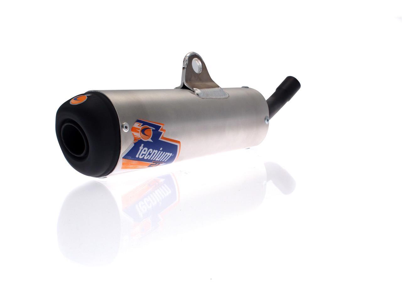 【TECNIUM】TECHNIUM 鋁合金消音器/ 2行程 HONDA CR250R用(Tecnium Alu Silencer 二行程 Honda CR250R) - 「Webike-摩托百貨」