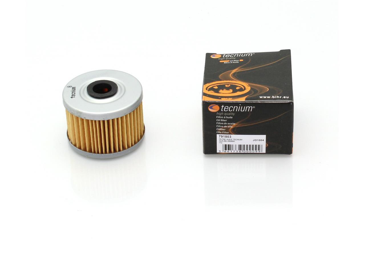 Type 112 Oil Filter TECNIUM