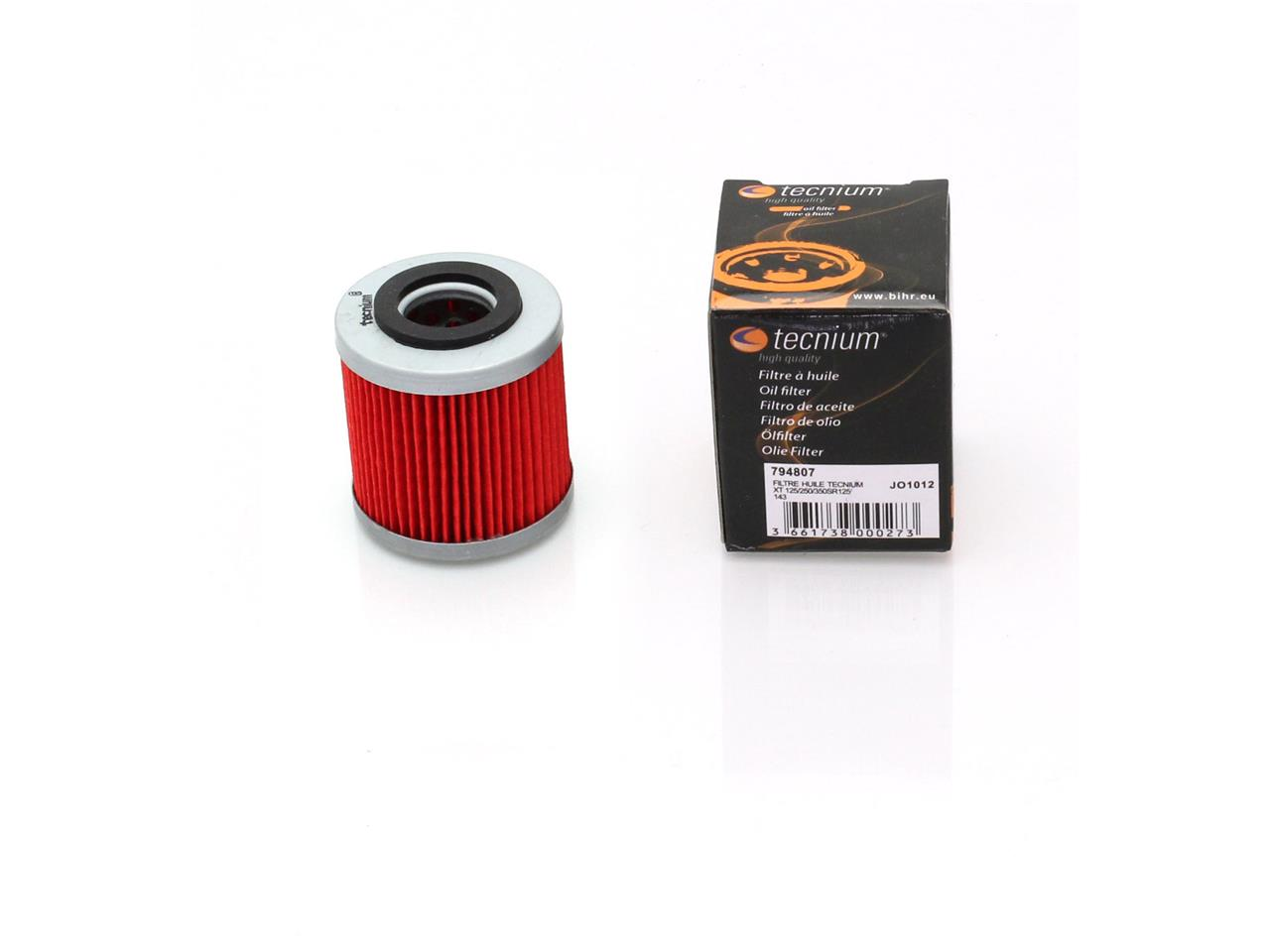TECNIUM テクニウムTECNIUM タイプ154 オイル フィルター(Tecnium Type 154 Oil Filter【ヨーロッパ直輸入品】)