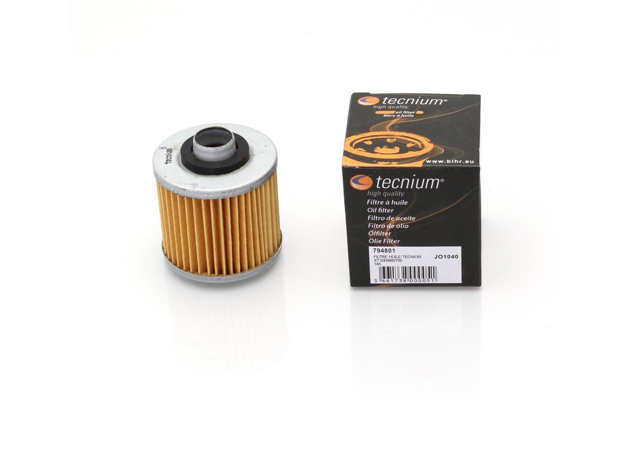 type 145 Oil Filter TECNIUM