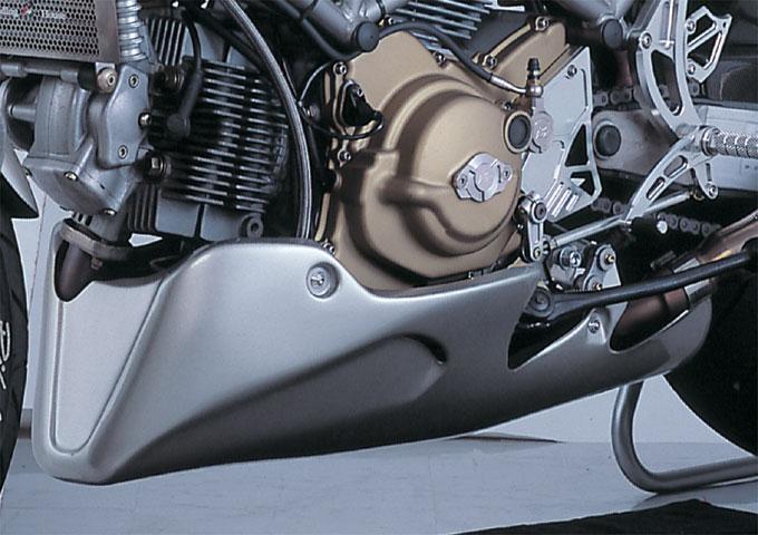 【RidingHouse】下整流罩 (DS引擎専用) - 「Webike-摩托百貨」