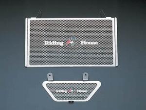 【RidingHouse】不銹鋼機油冷卻器護罩 - 「Webike-摩托百貨」