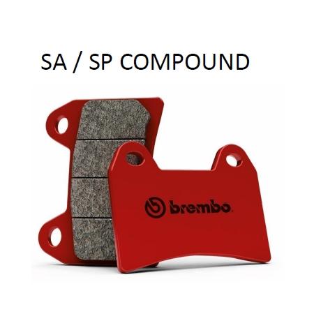 Brembo ブレンボブレーキパッド - ROAD(ロード) 【SP】