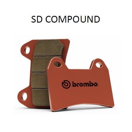 Brembo ブレンボブレーキパッド - OFF-ROAD(オフロード) 【SD】