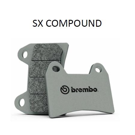 Brembo ブレンボブレーキパッド - OFF-ROAD(オフロード) 【SX】