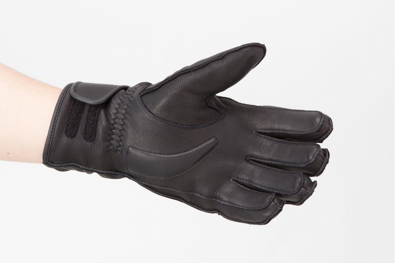【GOLDWIN】加熱握把皮革手套 GSM16558 - 「Webike-摩托百貨」