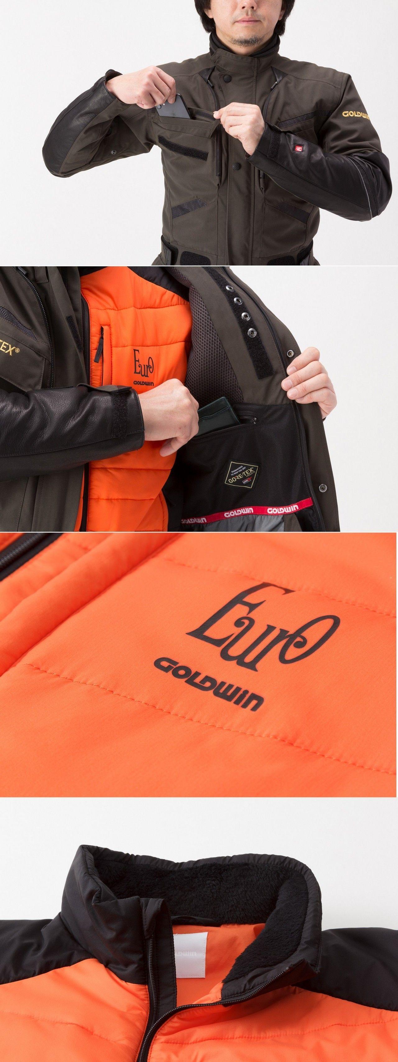 【GOLDWIN】GWS EURO  Road Master外套 GSM22750 - 「Webike-摩托百貨」