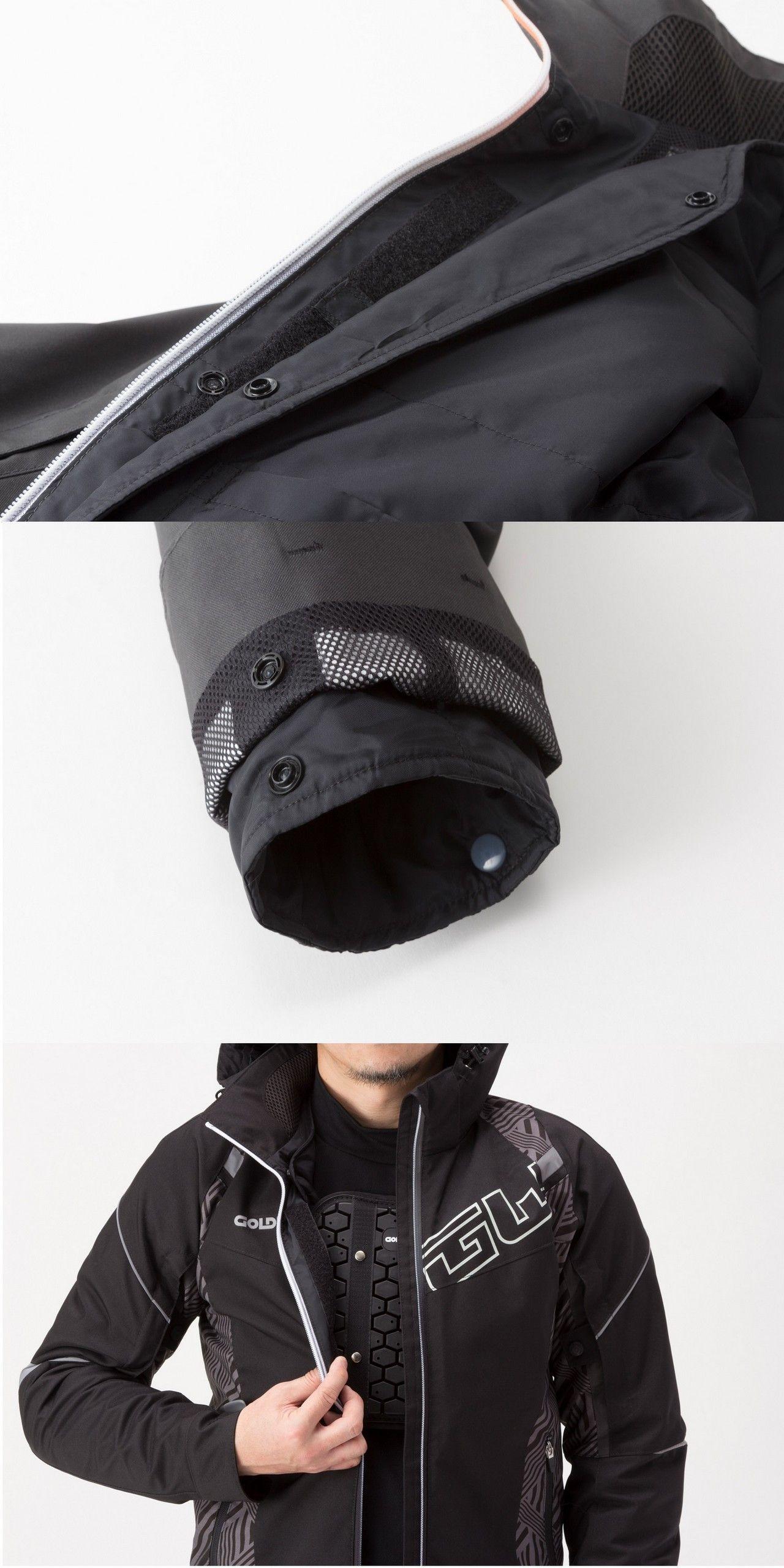 【GOLDWIN】GWS 多功能連帽全季節外套 GSM22754 - 「Webike-摩托百貨」