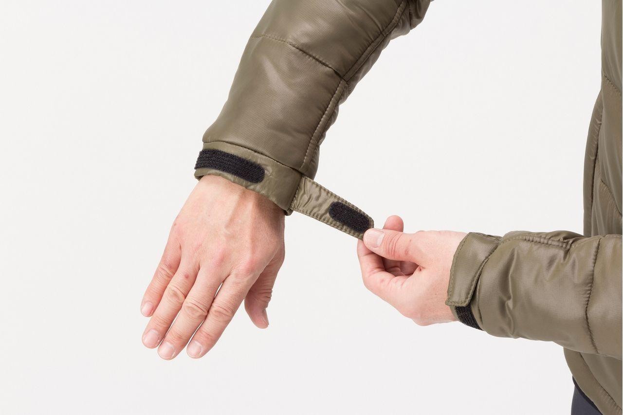 【GOLDWIN】GWS 保暖襯墊絎縫外套 GSM22758 - 「Webike-摩托百貨」
