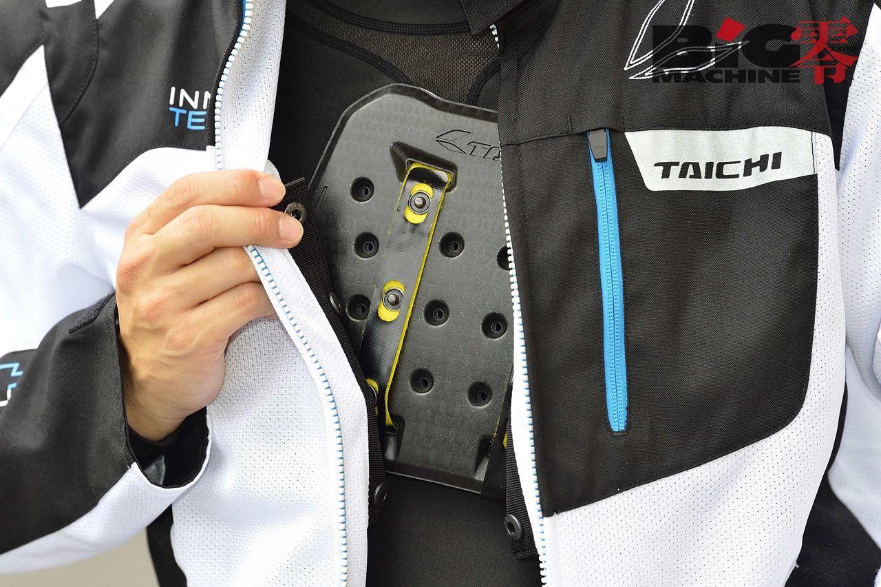 【RS TAICHI】TRV070 CROSSLAY護胸【系帶型】 - 「Webike-摩托百貨」