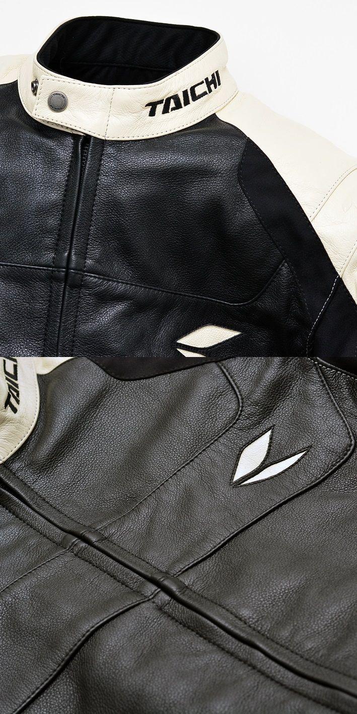 【RS TAICHI】RSJ705 Bronx 皮革 全季節外套 - 「Webike-摩托百貨」