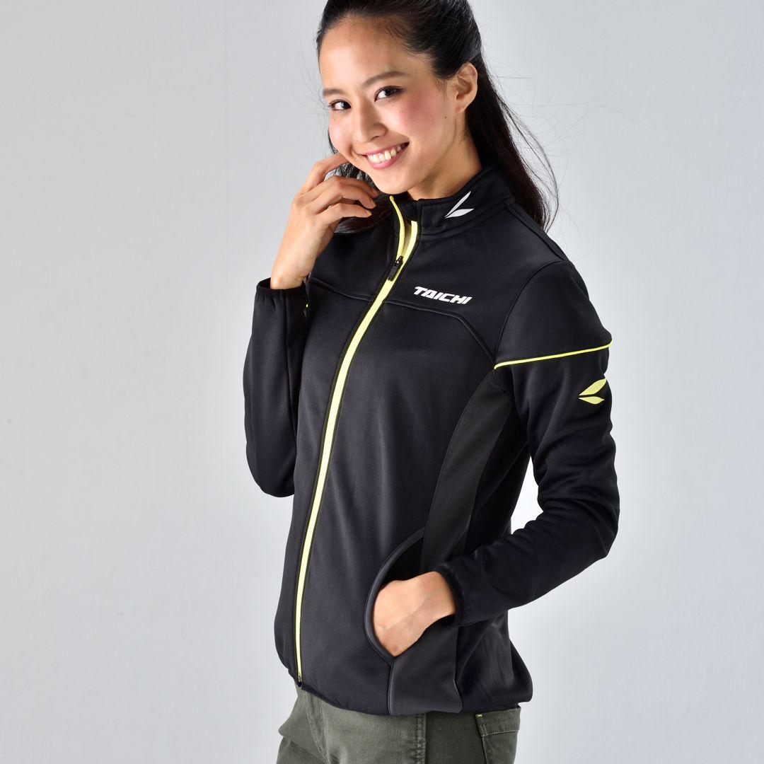 【RS TAICHI】RSU605 溫暖騎士 拉鍊衫 - 「Webike-摩托百貨」