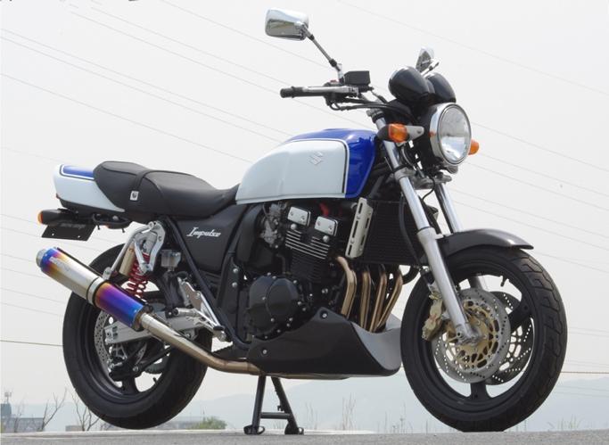 【SANSEI RACING】ZNIC 全段排氣管 - 「Webike-摩托百貨」