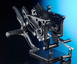【NITRO RACING】腳踏後移套件 (GPZ750R/GPZ900R Ninja 用) - 「Webike-摩托百貨」