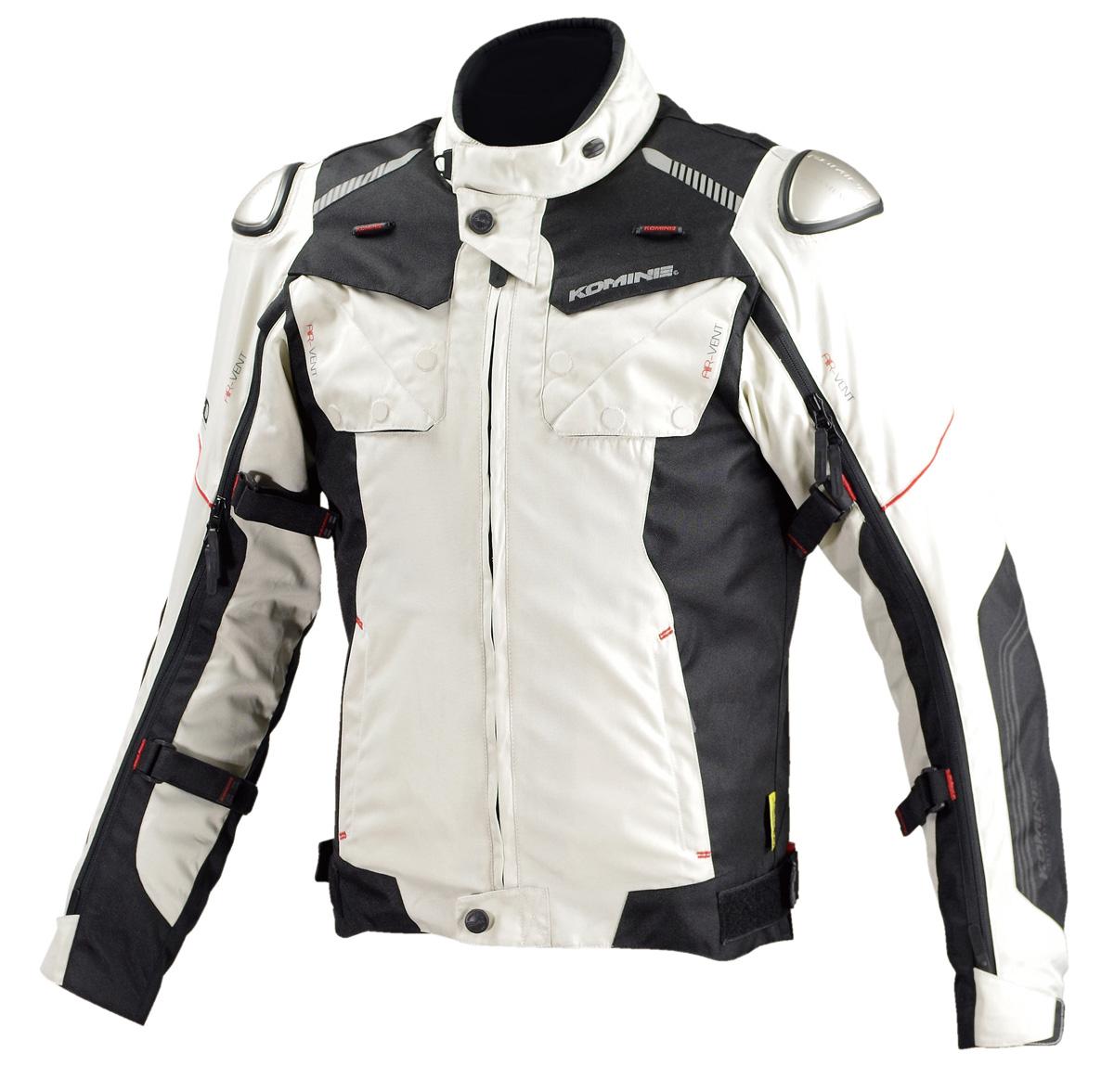 JK-588 FULLYER Titanium Jacket