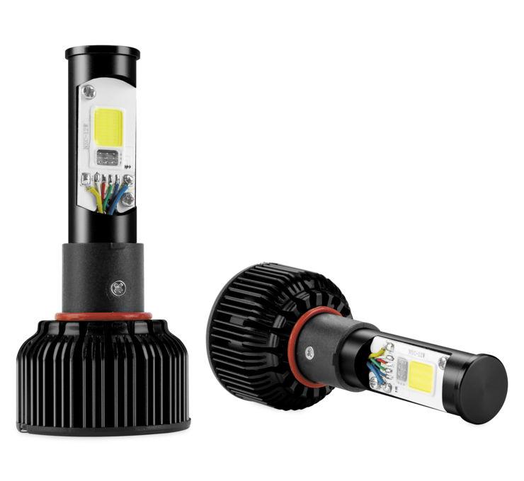 【XK Glow】2合1 LED 頭燈套件 [482117] - 「Webike-摩托百貨」