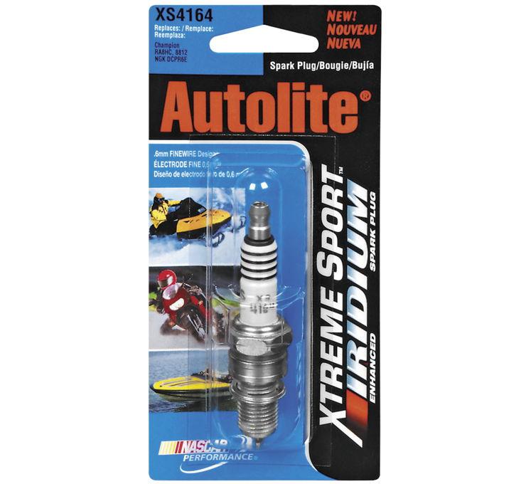 【Autolite】Xtreme Sport 銥合金火星塞 [462049] - 「Webike-摩托百貨」