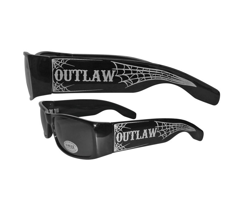 【Outlaw Threadz】Webbed Loc 太陽眼鏡 [520274] - 「Webike-摩托百貨」