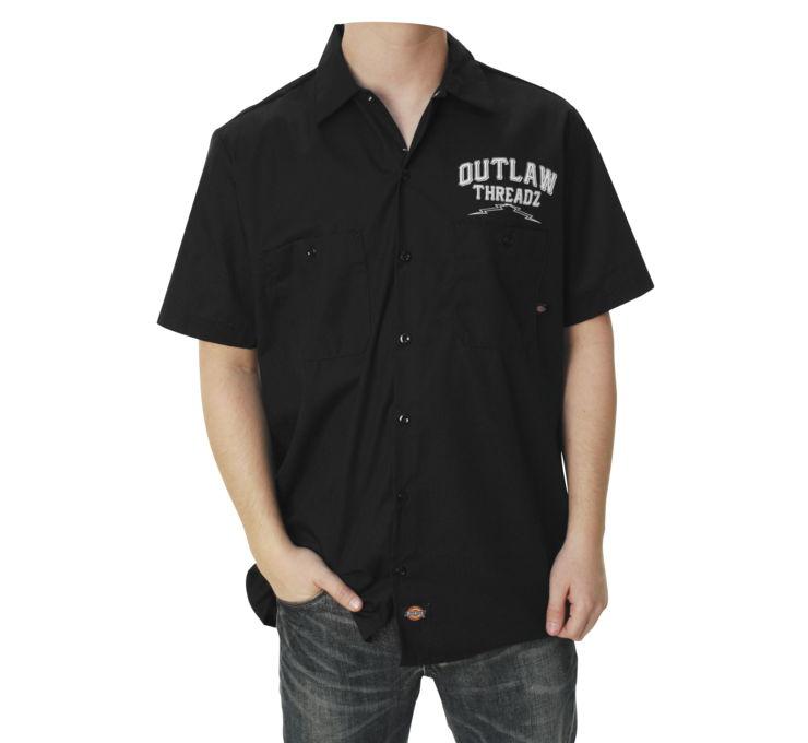 【Outlaw Threadz】Ride Or Die 男用工作衫 - 「Webike-摩托百貨」