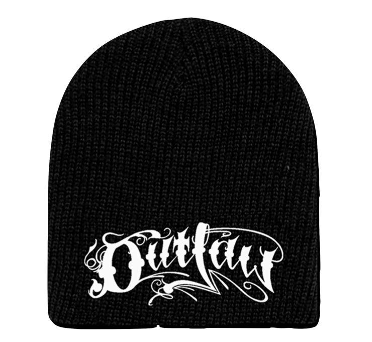 【Outlaw Threadz】Tattoo 毛帽 - 「Webike-摩托百貨」