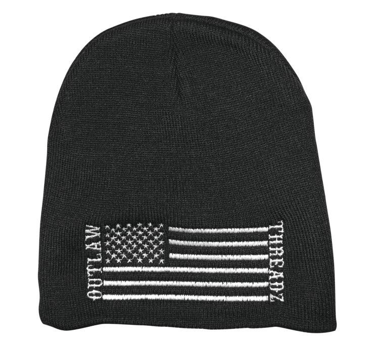 【Outlaw Threadz】Support 毛帽 - 「Webike-摩托百貨」