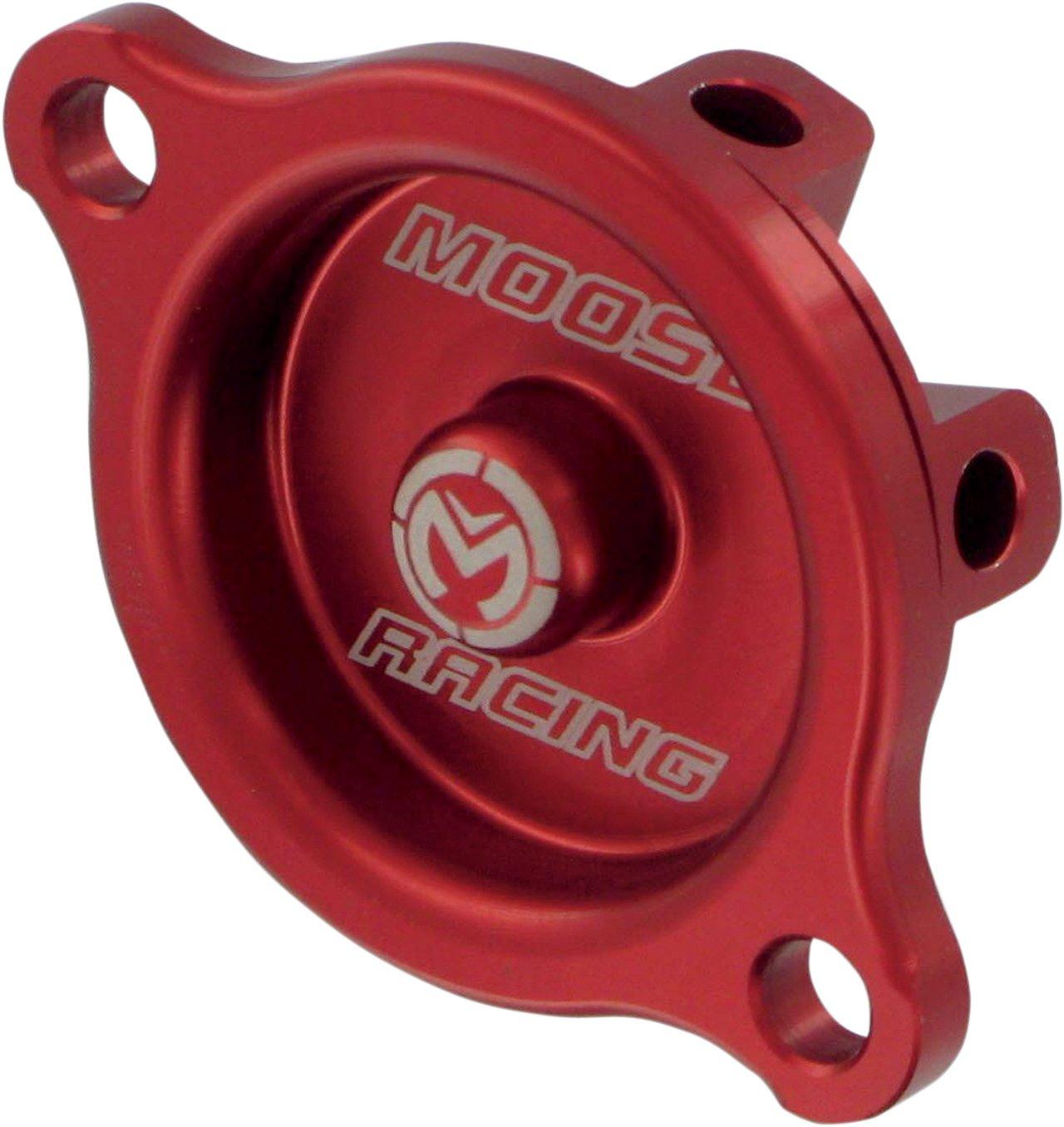 【MOOSE RACING】磁性機油濾芯蓋 ZIP-TY [0940-0729] - 「Webike-摩托百貨」