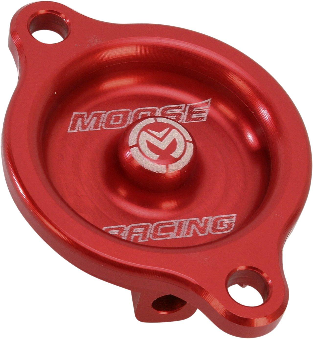【MOOSE RACING】磁性機油濾芯蓋 ZIP-TY [0940-1000] - 「Webike-摩托百貨」