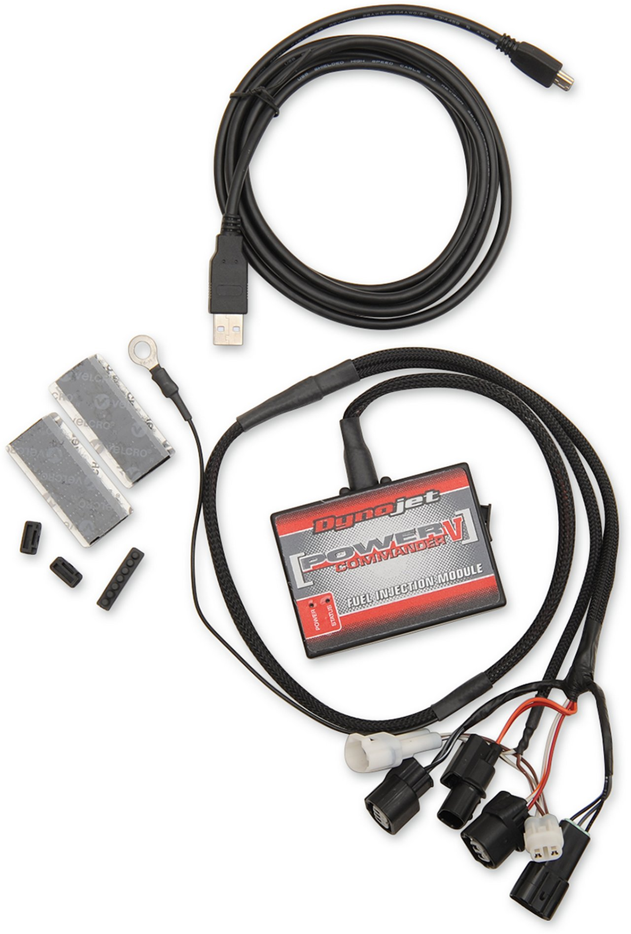 【MOOSE RACING】POWER COMMANDER V 供油電腦 供油電腦 [1020-2643] - 「Webike-摩托百貨」