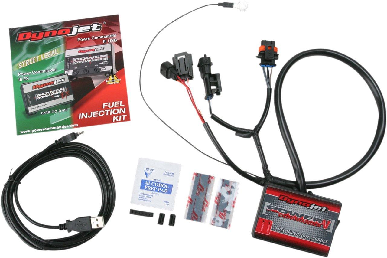 【MOOSE RACING】POWER COMMANDER V 供油電腦 供油電腦 [1020-1129] - 「Webike-摩托百貨」