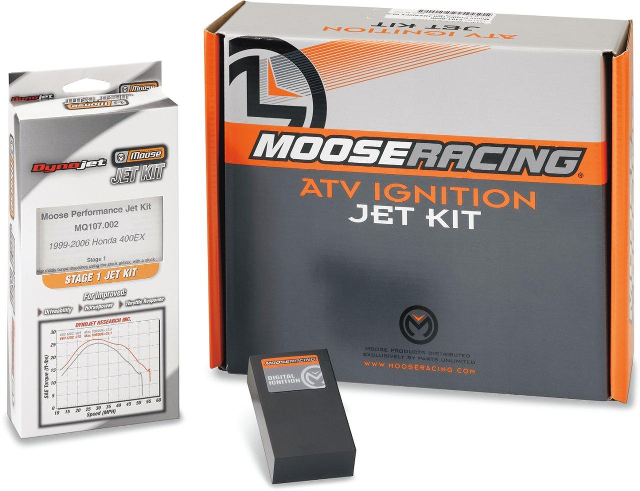 【MOOSE RACING】噴射套件/點火模組 [2101-0101] - 「Webike-摩托百貨」