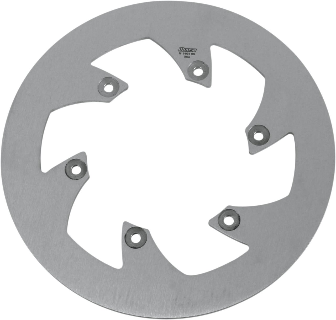 【MOOSE RACING】MUD-PROOF 實心後煞車碟盤 [M051-1404] - 「Webike-摩托百貨」