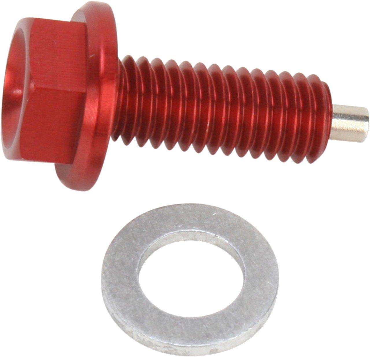 【MOOSE RACING】磁性卸油螺絲/ZIPTY [0920-0065] - 「Webike-摩托百貨」