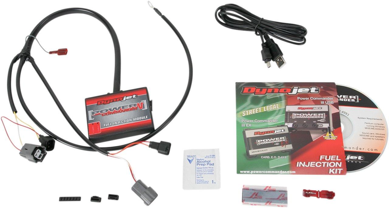 【MOOSE RACING】POWER COMMANDER V 供油電腦 供油電腦 [1020-1164] - 「Webike-摩托百貨」