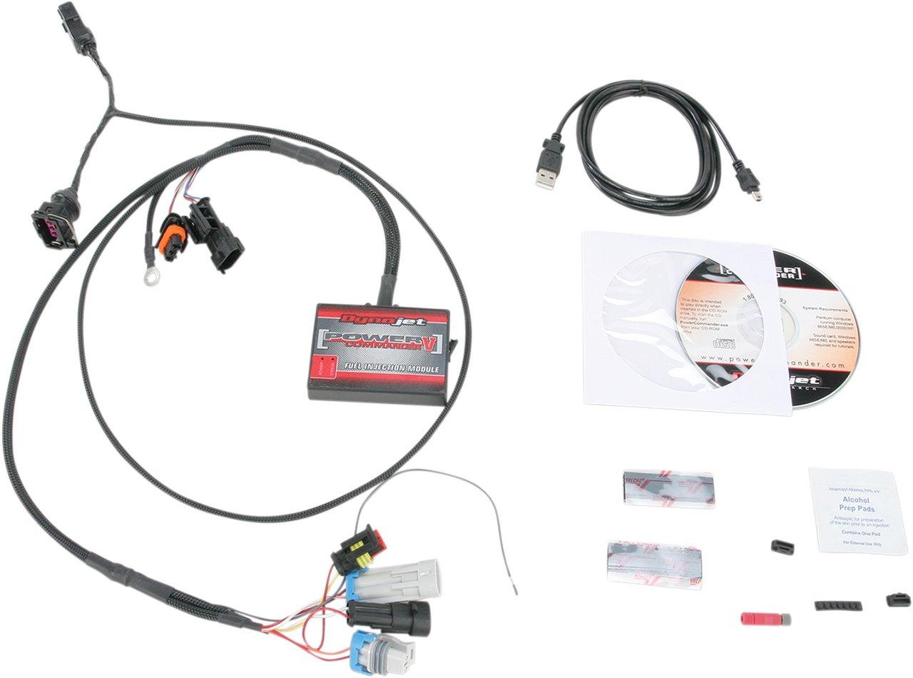 【MOOSE RACING】POWER COMMANDER V 供油電腦 供油電腦 [1020-1625] - 「Webike-摩托百貨」