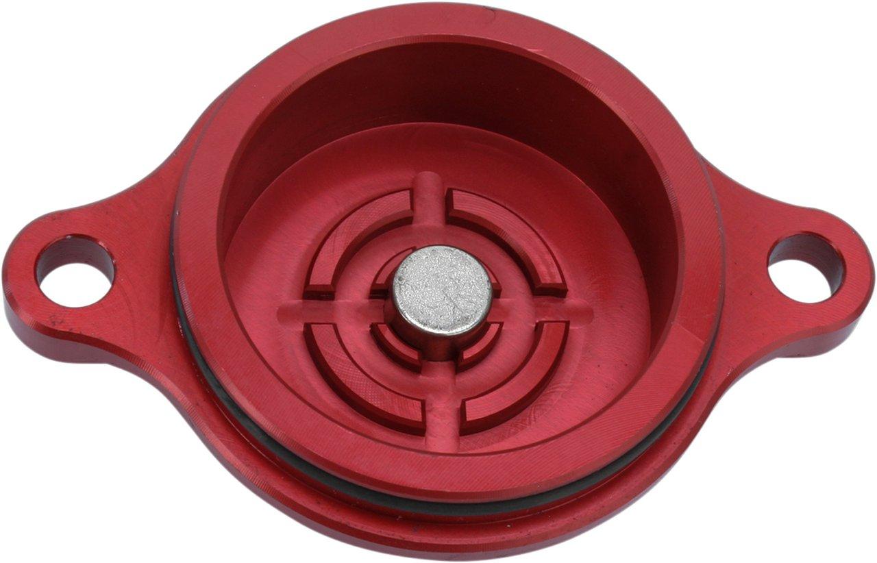 【MOOSE RACING】磁性機油濾芯蓋 ZIP-TY [0940-1002] - 「Webike-摩托百貨」