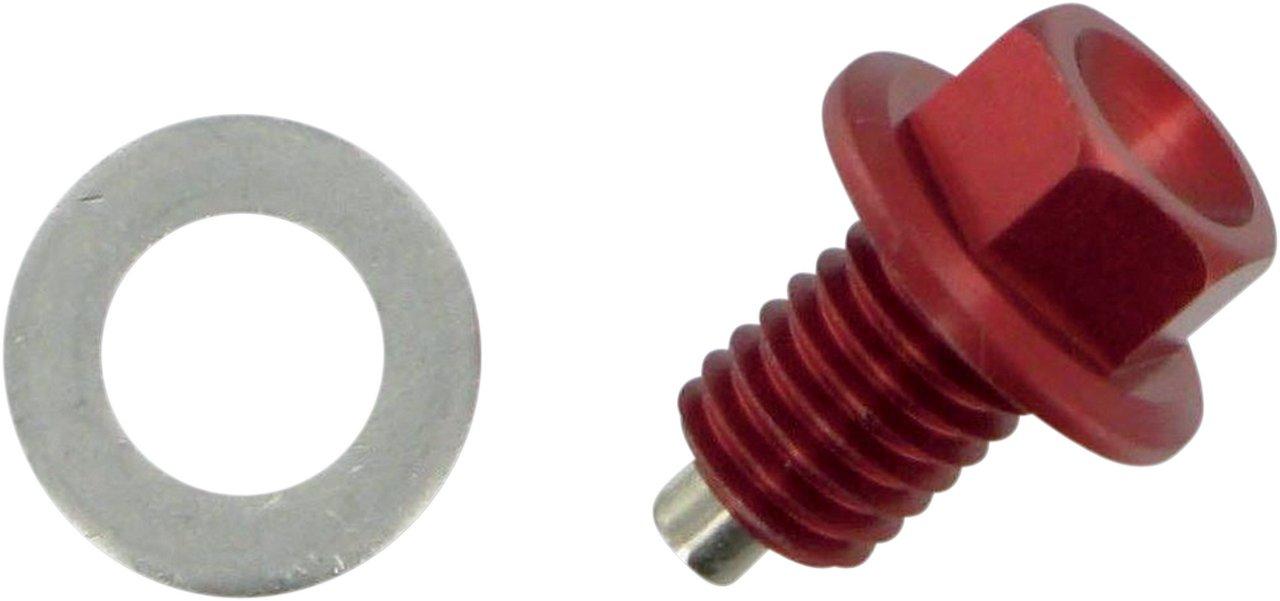 【MOOSE RACING】磁性卸油螺絲/ZIPTY [0920-0048] - 「Webike-摩托百貨」