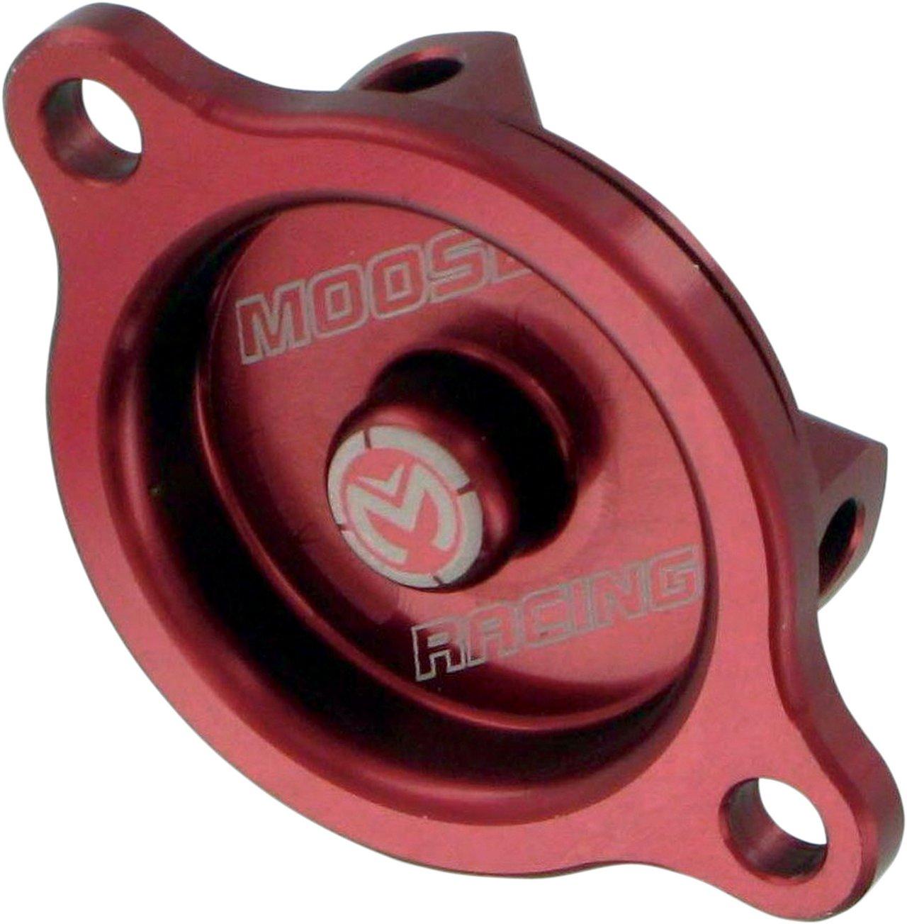 【MOOSE RACING】磁性機油濾芯蓋 ZIP-TY [0940-0728] - 「Webike-摩托百貨」