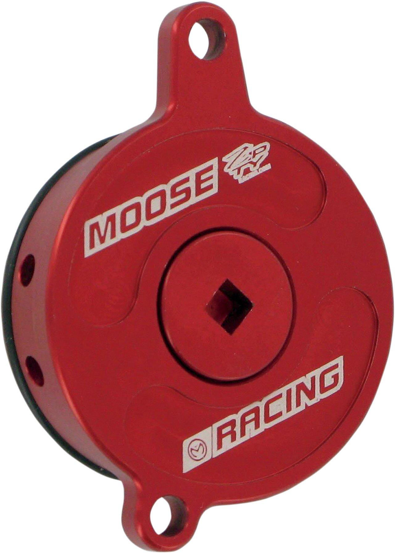 【MOOSE RACING】磁性機油濾芯蓋 ZIP-TY [0940-0731] - 「Webike-摩托百貨」