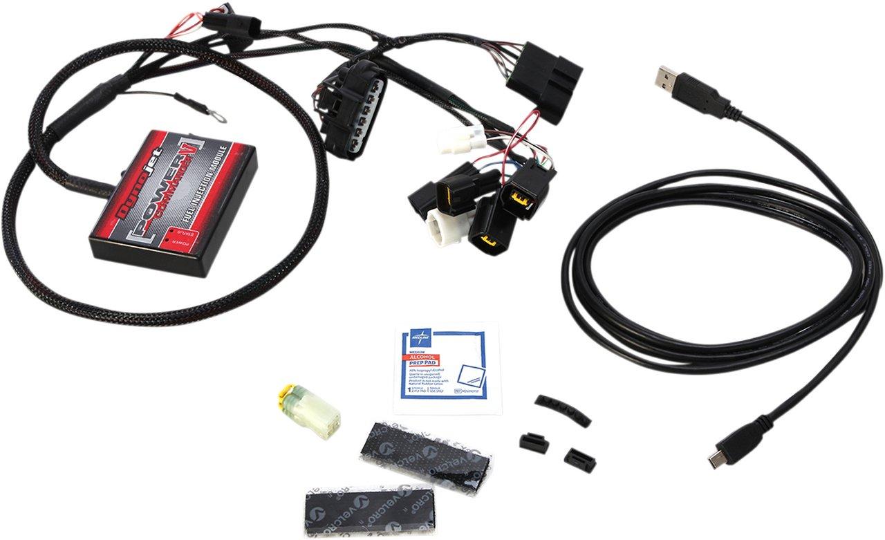 【MOOSE RACING】POWER COMMANDER V 供油電腦 供油電腦 [1020-2480] - 「Webike-摩托百貨」