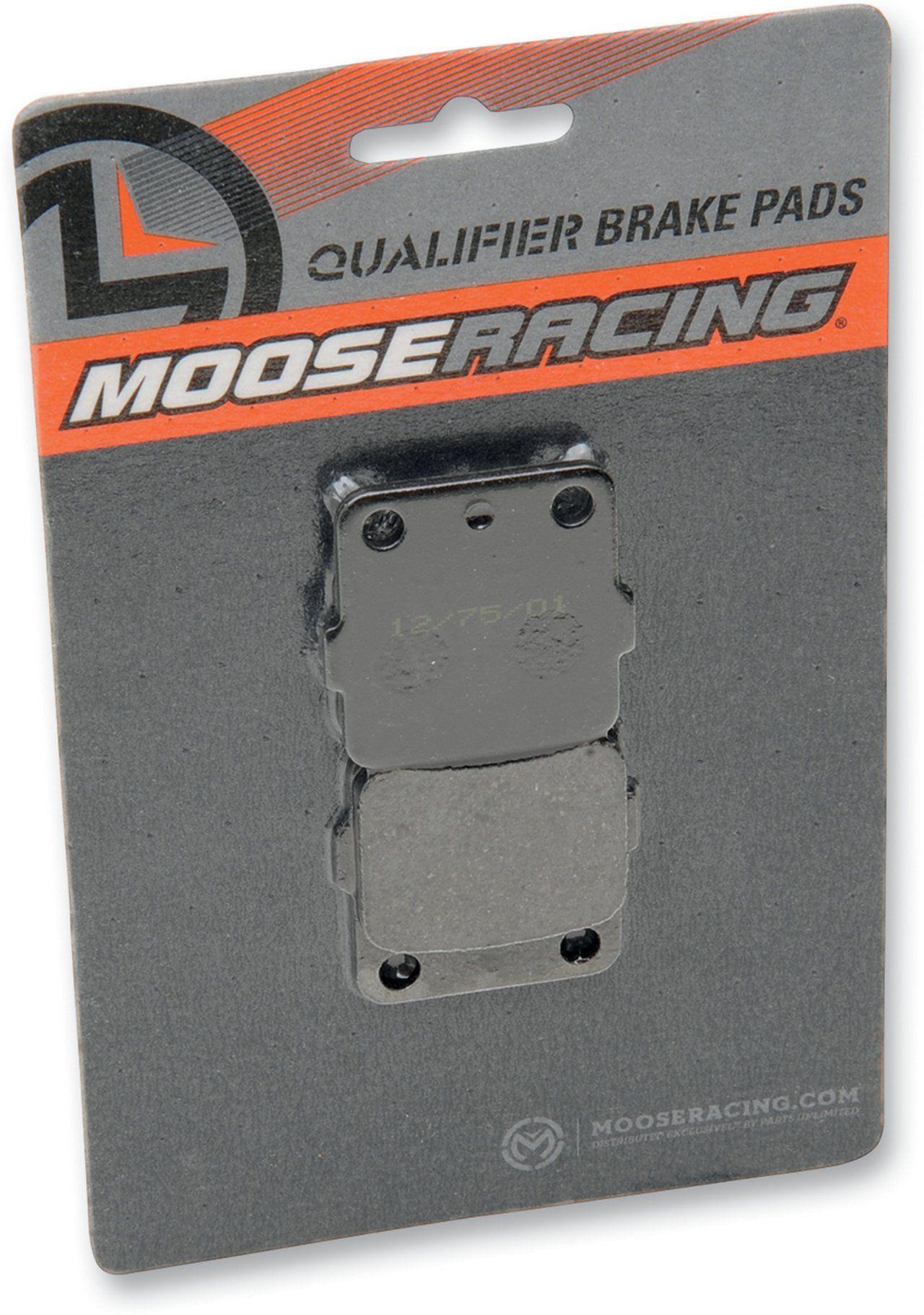 【MOOSE RACING】QUALIFIER 煞車來令片 [1720-0229] - 「Webike-摩托百貨」
