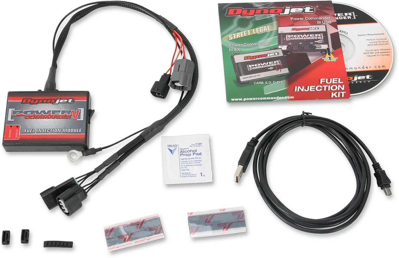 【MOOSE RACING】POWER COMMANDER V 供油電腦 供油電腦 [1020-1125] - 「Webike-摩托百貨」