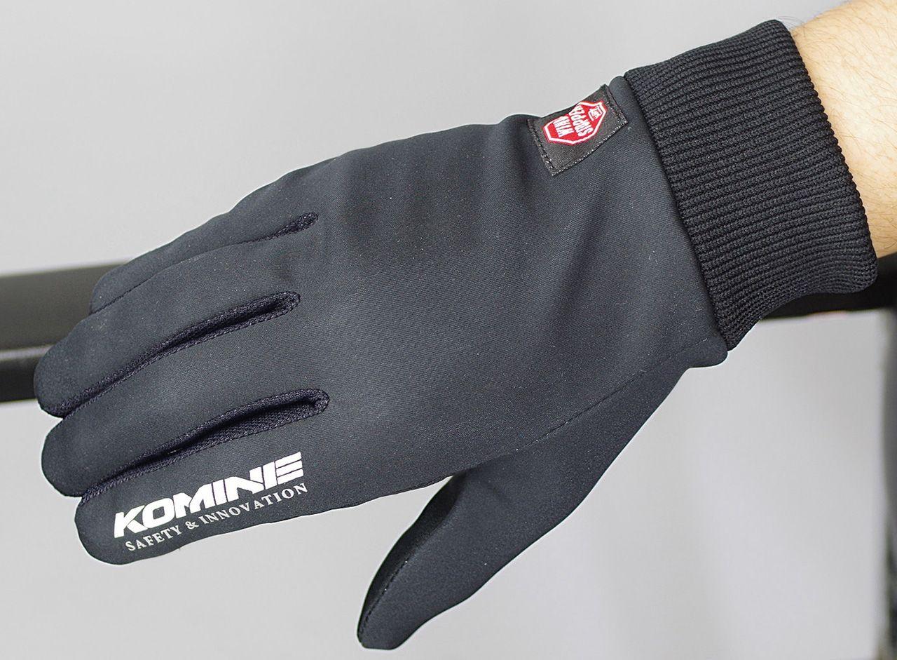 GK-813 Wind Stopper Inner Gloves SHIWA